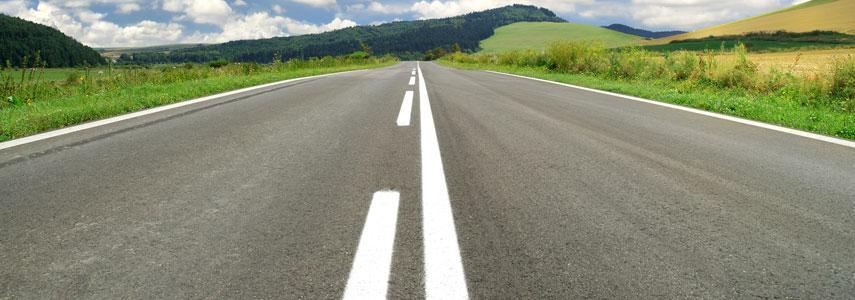 Ширина дороги