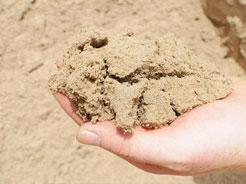 Виды строительного песка 5